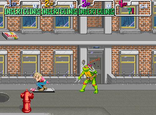 Teenage Mutant Ninja Turtles II: The Mystery Woman – Kid Fenris