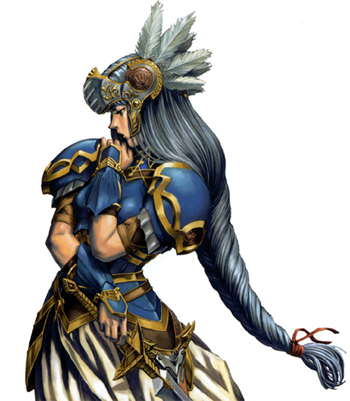 Appears in: Valkyrie Profile, Valkyrie Profile 2: Silmeria, Valkyrie